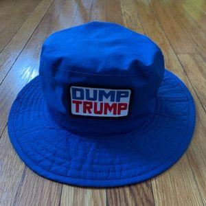 a1a6acca86a Eddie Bauer GoreTex Dump Trump rain bucket hat